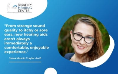 Is It Normal For New Hearing Aids To Be Uncomfortable?